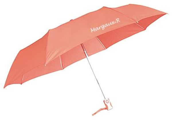Parapluie Pratissimo saumon